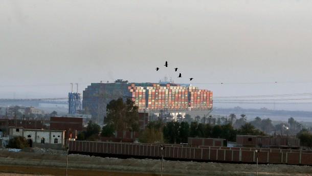 Israel und Emirate wollen Suezkanal umgehen