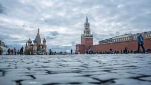 Russlands Märkte spüren die Krise