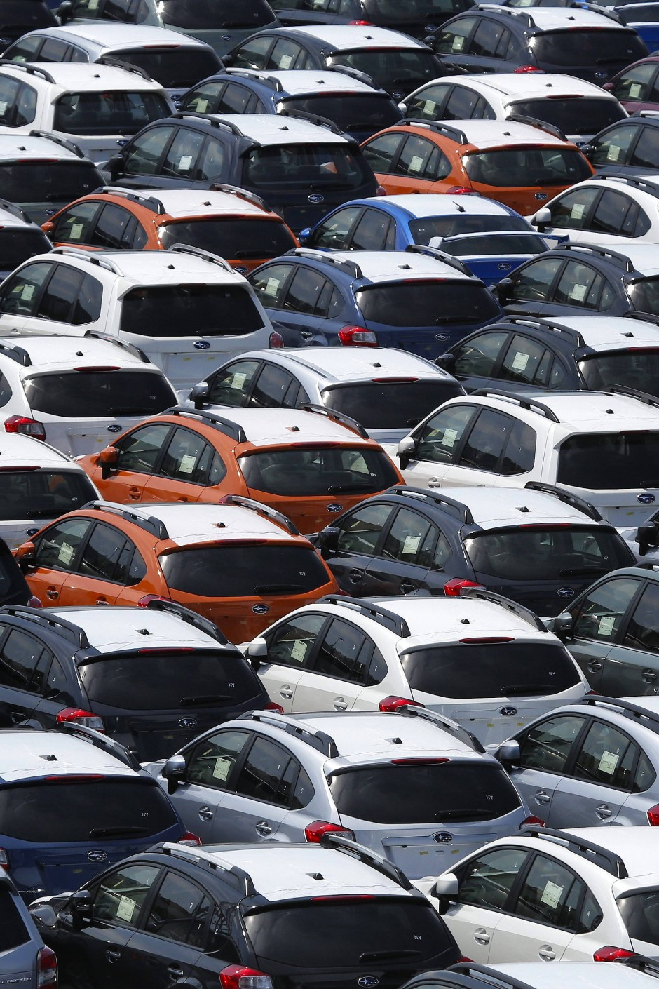Der Traum von Auto: für Ramona sollte es ein Gefährt der Marke Subaru sein.