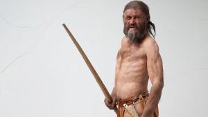 Frau Ötzi fehlt der Forschung noch