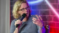 Geht für die bayerische SPD ins Rennen: Natascha Kohnen