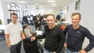 Frankfurter Start-ups greifen große Versicherer an