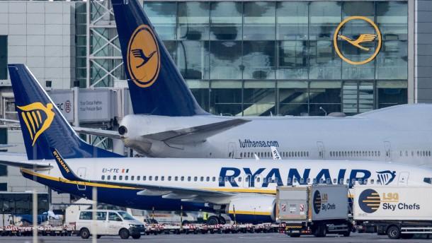 Ryanair will Lufthansa-Rettungspaket anfechten