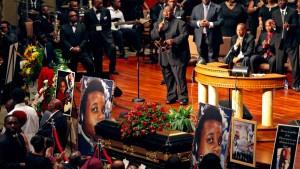 Ferguson will mehr Schwarze in der Polizei