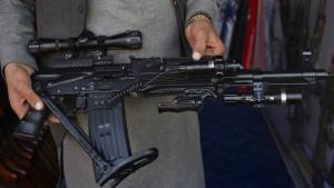 Der russische Einfluss in Afghanistan