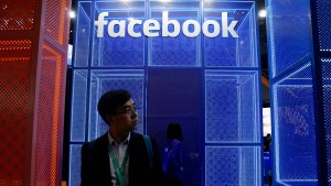 Facebook schwingt die China-Keule