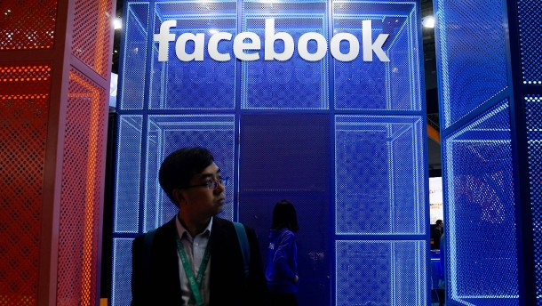 Facebook schwingt die China-Keule