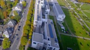 Kopie von Bundesstadt Bonn - Die ehemaligen Vertretungen der Bundesländer im früheren Regierungsviertel der alten Hauptstadt Bonn werden bei einem Rundgang besichtigt.
