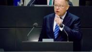 Regierungserklärung von Stephan Weil
