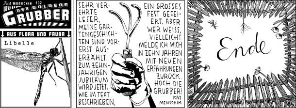 Comic / Kat Menschik / Der goldende Grubber 102