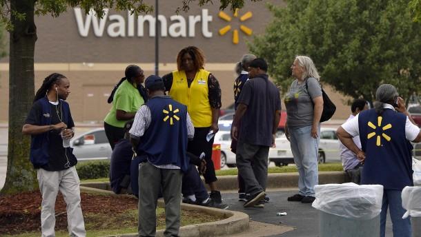 Walmart will weiter Waffen verkaufen