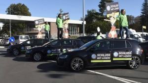 Die seltsame Allianz von Greenpeace und Volkswagen