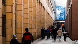 Frankfurter Kunsthalle Schirn wird saniert