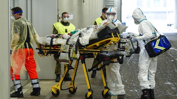 Zahl der Neuinfektionen sinkt stark