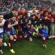 Der SC Paderborn Spaniens: SD Eidar hat keine hauptamtlichen Mitarbeiter, keine Schulden, das kleinste Stadion und die billigste Mannschaft