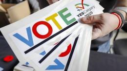 Calgarys Bürger stimmen gegen Winterspiele 2026