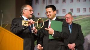 Erster türkischstämmiger Bürgermeister Hessens