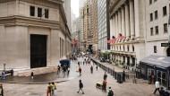 Gute Laune in der Wall Street: 2019 könnte ein Rekordjahr werden.