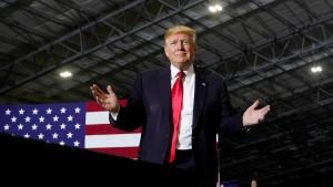 Iran retten mit Donald Trump