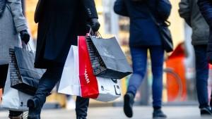 Einzelhandel kann sich auf Rekordumsätze freuen
