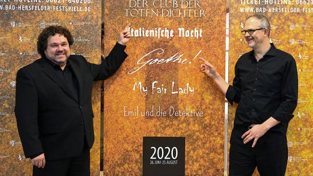 """""""Club der toten Dichter"""" eröffnet Bad Hersfelder Festspiele"""