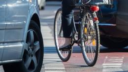 Knapp 400 tote Radfahrer in einem Jahr