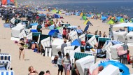 Tag am Meer: Diese Ostseebesucher haben Corona offenbar vergessen