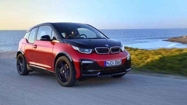 BMW sichert sich Rohstoffe für Batterieautos