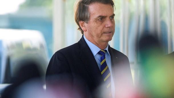 Bolsonaro Corona Aktuell