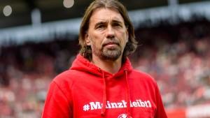 Mainz 05 trennt sich von Trainer Schmidt