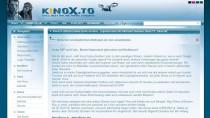 Die Seite Kinox.to steht unter Raubkopie-Verdacht