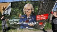 Fast genau auf den Punkt: Die Händler der FAZ.NET-Prognosebörse sagten der SPD von Hannelore Kraft 31,4 Prozent voraus – und trafen mit nur 0,2 Prozentpunkten Abweichung fast genau.