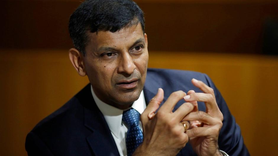 Der frühere indische Notenbankchef Raghuram Rajan