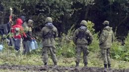 Wie ist die Lage an der deutsch-polnischen Grenze?