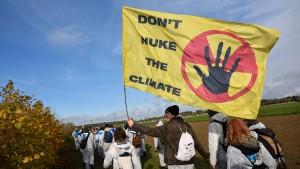 Tausende Demonstranten bei Klimakonferenz in Bonn erwartet
