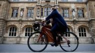 Wer kein E-Auto hat, muss in Oxford bald Fahrrad fahren.