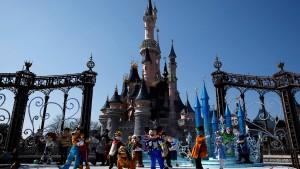 Panik im Disneyland Paris