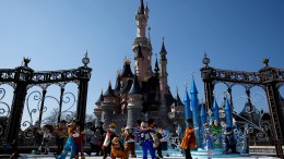 Panik im Disneyland Paris