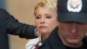 Empörung über Misshandlung Julija Timoschenkos