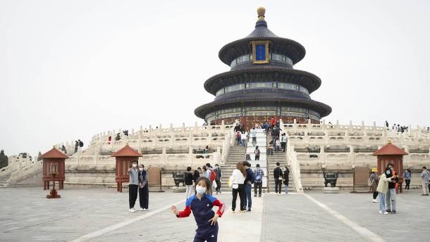 Chinesen haben Angst vor dem Reisen