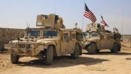 Assad bezeichnet amerikanische Soldaten als Eindringlinge