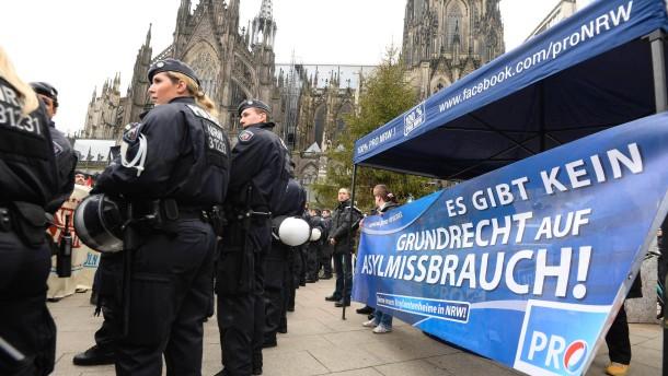 Pro NRW zu Recht im Verfassungsschutzbericht