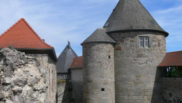 Die größte Burg will gesehen sein