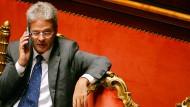 Paolo Gentiloni wird italienischer Außenminister