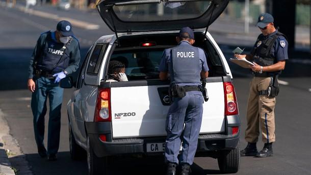 33.000 Schusswaffen in Südafrika vernichtet