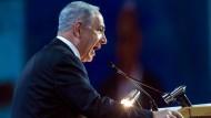 Amerika warnt Netanjahu vor Geheimnisverrat