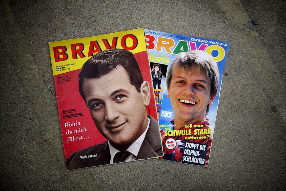 Die Bravo traute sich früh an queere Themen – machte dabei aber auch nicht immer alles richtig.