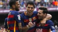 Nur noch Real verfolgt Barcelona