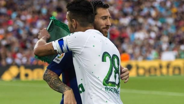 Comeback in Barcelona