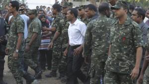 Präsident der Malediven tritt zurück